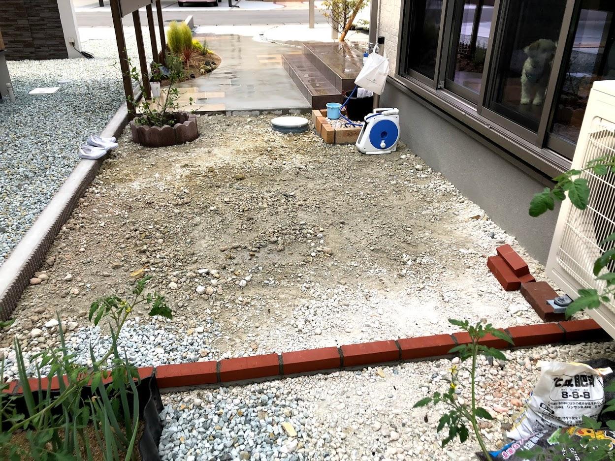 人工芝DIY